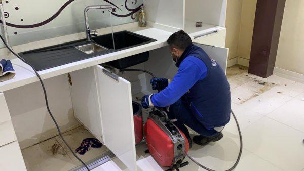 avcılar lavabo tıkanıklığı açma